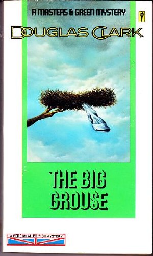 9780060809188: The Big Grouse (Perennial Mystery Library)