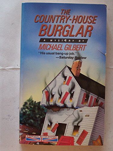 9780060809379: The Country-House Burglar: A Perennial British Mystery