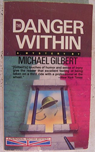 9780060809553: The Danger Within (Perennial mystery library)