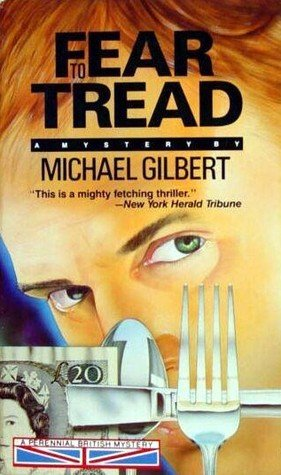 9780060809560: Fear to Tread (Perennial Mystery Library)
