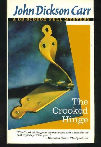 9780060809805: The Crooked Hinge/a Dr. Gideon Fell Mystery