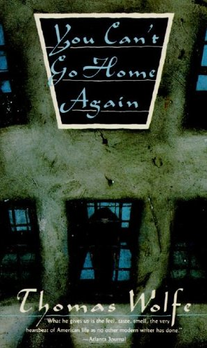 9780060809867: You Can't Go Home Again (Perennial Library)
