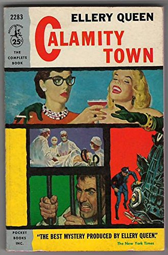 9780060810689: Calamity Town / Dragon's teeth