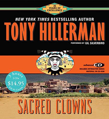 9780060815066: Sacred Clowns CD Low Price (Joe Leaphorn/Jim Chee Novels)