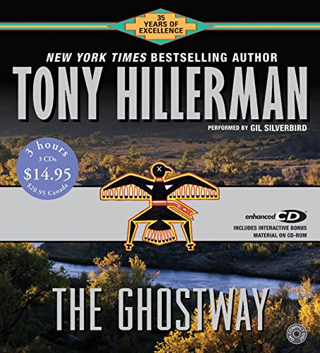 9780060815080: The Ghostway CD Low Price (Jim Chee Novels)