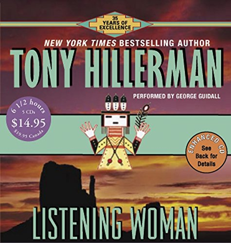 9780060815103: Listening Woman CD Low Price