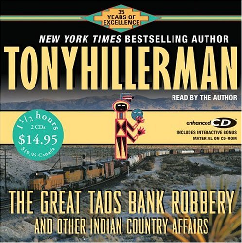 9780060815127: The Great Taos Bank Robbery: And Other Indian Country Affairs