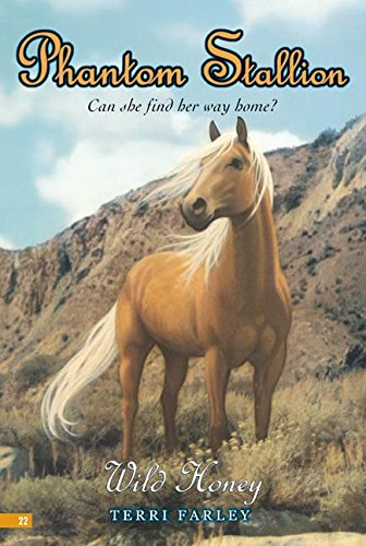 9780060815394: Wild Honey (Phantom Stallion #22)