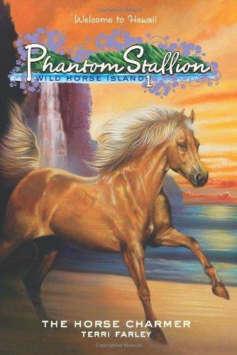 9780060815424: The Horse Charmer (Phantom Stallion: Wild Horse Island #1)
