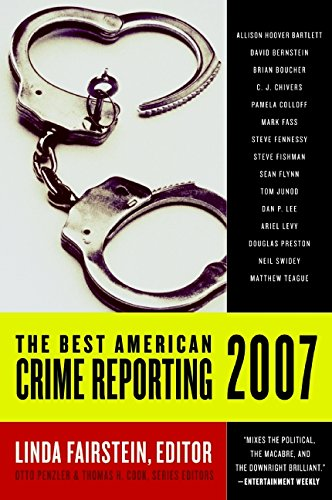 9780060815530: The Best American Crime Reporting 2007