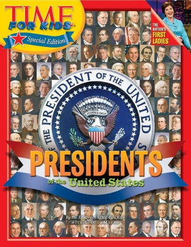 9780060815547: Time for Kids: Presidents of the United States