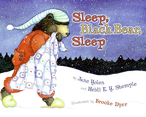 9780060815608: Sleep, Black Bear, Sleep