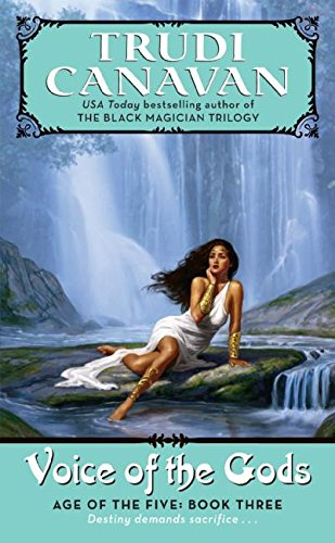 9780060815929: Voice of the Gods (Age of the Five Trilogy, Book 3)