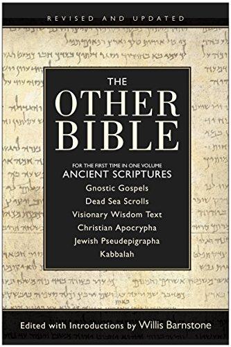 9780060815981: The Other Bible: Jewish Pseudepigrapha/Christian Apocrypha/Gnostic Scriptures/Kabbalah/Dead Sea Scrolls