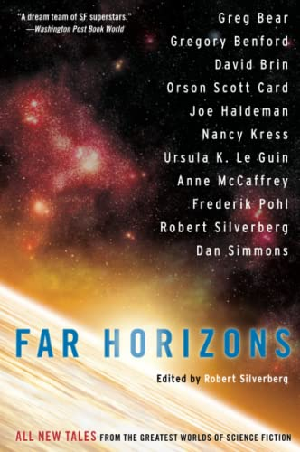 9780060817121: Far Horizons: All New Tales from the Greatest Worlds of Science Fiction