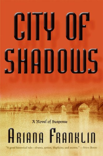 9780060817268: City of Shadows: A Novel of Suspense