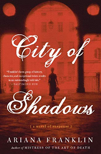 9780060817275: City of Shadows