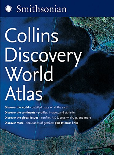 9780060818838: Collins Discovery World Atlas (Smithsonian)