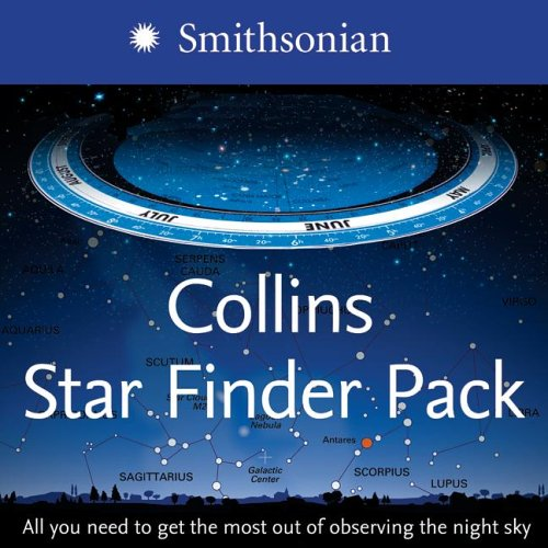 9780060818920: Collins Star Finder Pack [With Wallchart & Star Finder Planisphere]