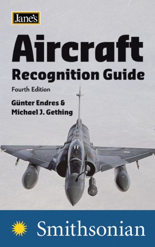 Jane's Aircraft Recognition Guide Fourth Edition (9780060818944) by Michael J. Gething; Gunter Endres