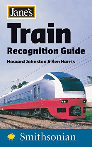9780060818951: Jane's Train Recognition Guide