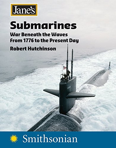 9780060819002: Jane's Submarines: War Beneath the Waves from 1776 to the Present Day