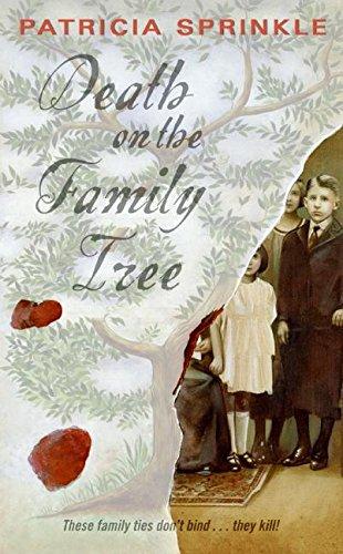 9780060819682: Death on the Family Tree: A Family Tree Mystery