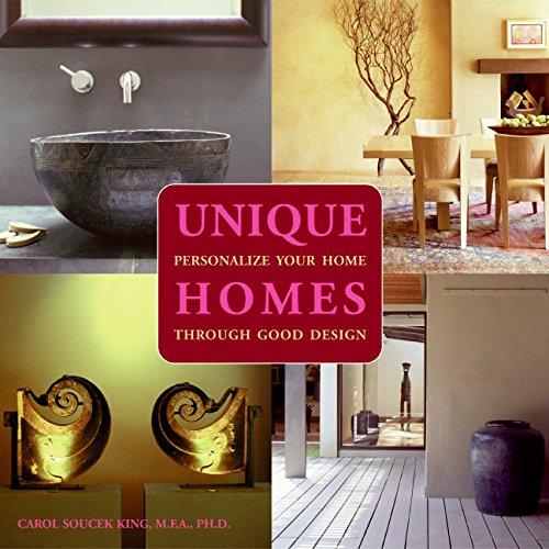 9780060820497: Unique Homes