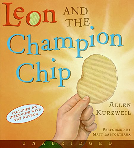 9780060820565: Leon and the Champion Chip CD