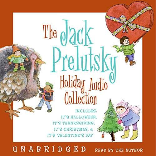 9780060820657: The Jack Prelutsky Holiday CD Audio Collection