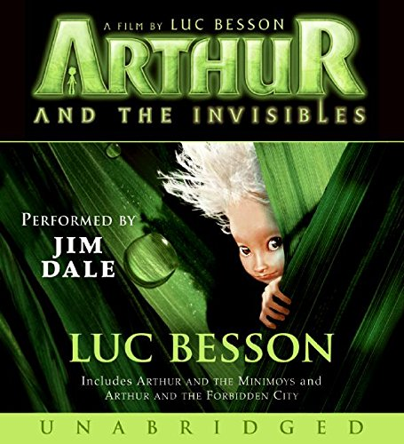 9780060821036: Arthur and the Invisibles Movie Tie-In Edition Unabr CD: Arthur and the Minimoys and Arthur and the Forbidden City
