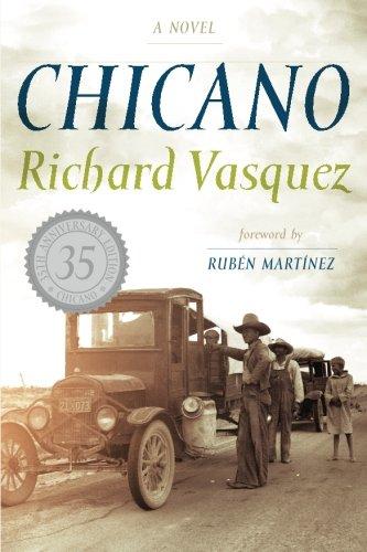 9780060821043: Chicano: A Novel