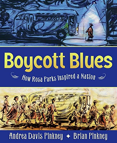 9780060821180: Boycott Blues: How Rosa Parks Inspired a Nation