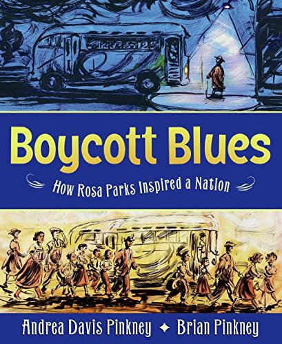 9780060821197: Boycott Blues: How Rosa Parks Inspired a Nation