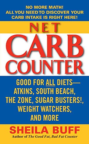 Net Carb Counter (0060821523) by Sheila Buff