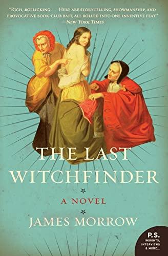 9780060821807: The Last Witchfinder: A Novel
