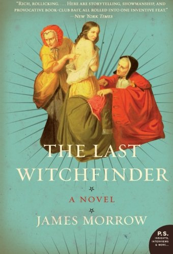 9780060821807: The Last Witchfinder: A Novel