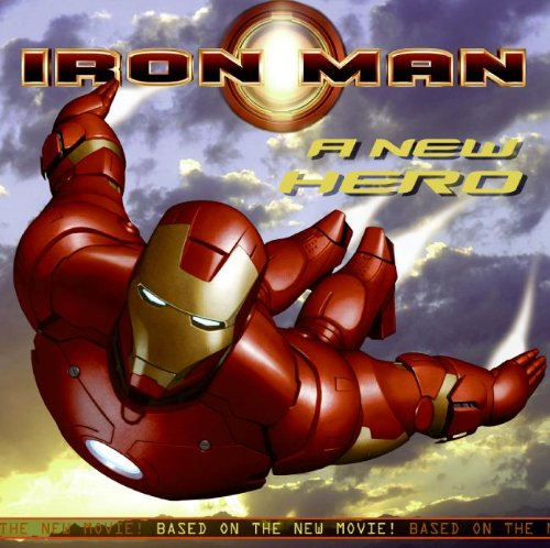 9780060821906: Iron Man: A New Hero (Iron Man (PB))