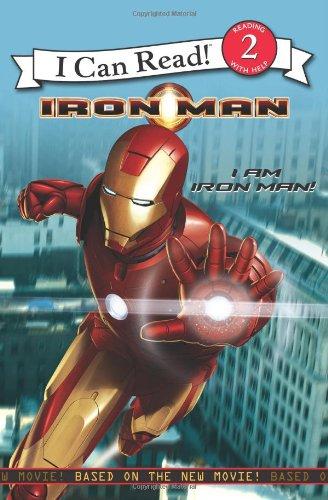 9780060821937: Iron Man: I Am Iron Man! (I Can Read Book 2)
