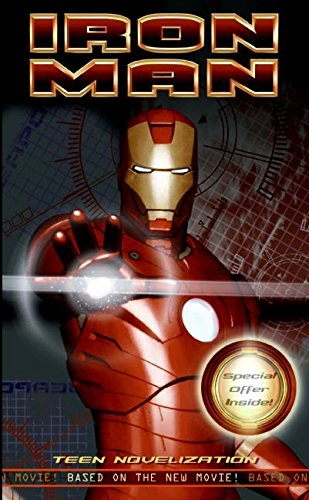 9780060821982: Iron Man: Teen Novelization (Iron Man (PB))