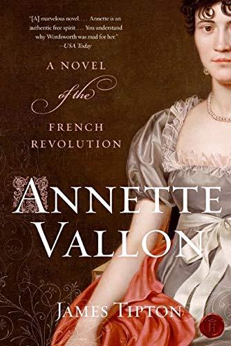 9780060822224: Annette Vallon: A Novel of the French Revolution
