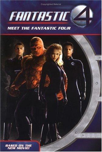 9780060822446: Fantastic 4: Meet the Fantastic Four