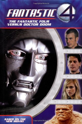 9780060822453: Fantastic Four: The Fantastic Four versus Doctor Doom (Fantastic 4)