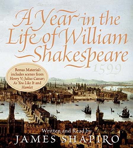 9780060823177: A Year in the Life of William Shakespeare CD