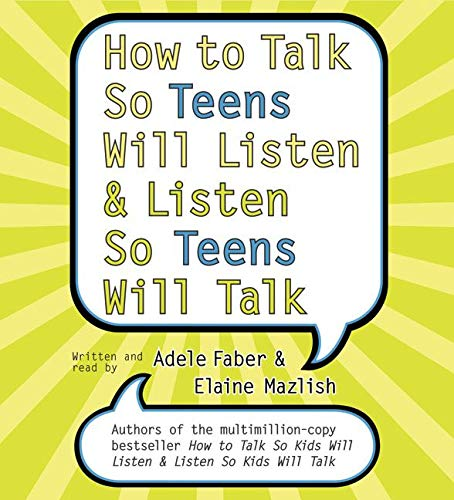 9780060823405: How to Talk So Teens Will Listen and Listen So Teens Will CD