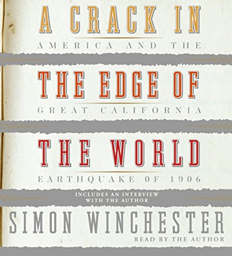 9780060823863: A Crack in the Edge of the World: America and the Great California Earthquake of 1906