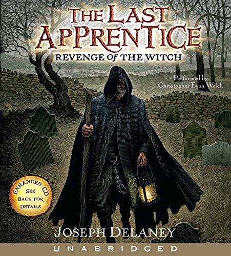 Last Apprentice: Revenge of the Witch (Book 1) CD: Delaney, Joseph