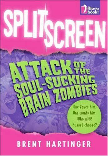 9780060824099: Split Screen: Attack of the Soul-Sucking Brain Zombies / Bride of the Soul-Sucking Brain Zombies