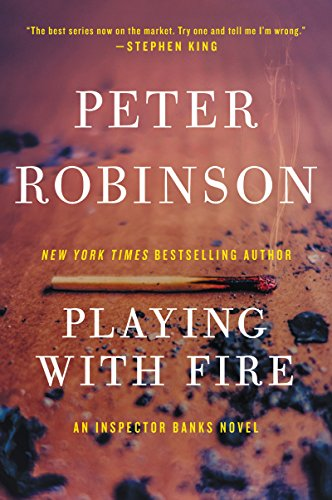 9780060824648: Playing with Fire: A Novel of Suspense (Alan Banks Series)