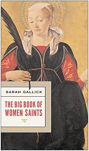 9780060825126: The Big Book of Women Saints